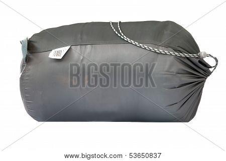 Packed Sleeping-bag