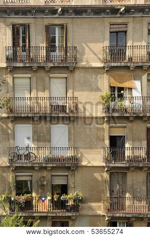 Apartment Building, Barcelona