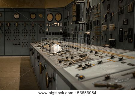 Nuclear reactor in a science institute