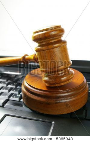 Gavel White