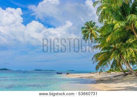 Desert Islands In The Indian Ocean