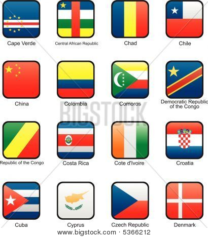 Flag Icon Set (part 3)
