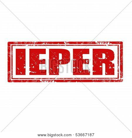 Ieper-stamp