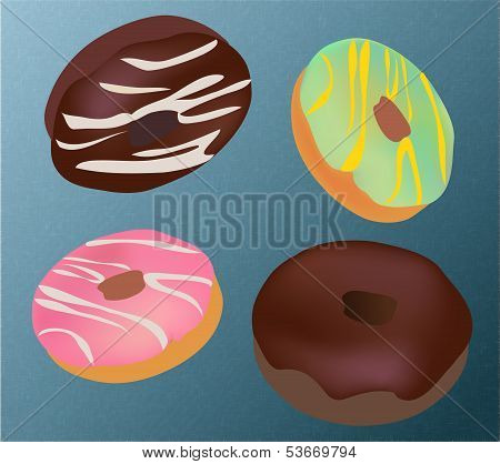 Diverse Donuts