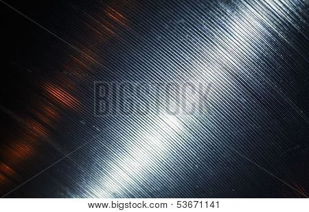 Illuminated Glass-reinforced Plastic. Abstract Background Texture