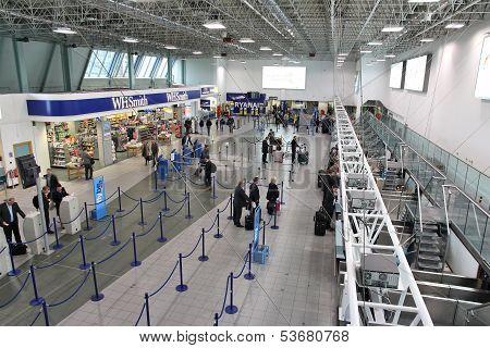 Birmingham Airport, Uk