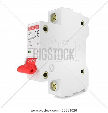 Automatic electricity switch