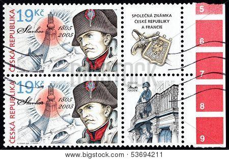 Napoleon Bonaparte Stamps