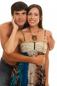 foto of raunchy  - happy couple portrait - JPG