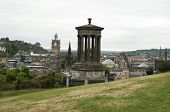 View From Calton Hill, Edinburgh - Scotland