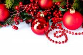 stock photo of white purple  - Christmas - JPG
