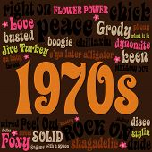 foto of slang  - Various 70s Phrases and Slangs  - JPG