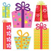 foto of trapezoid  - Illustration of isolated Presents Vector Set Vector - JPG