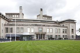 pic of former yugoslavia  - Building of International Criminal Tribunal for the former Yugoslavia in The Hague - JPG