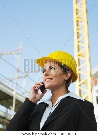 Female Engineer