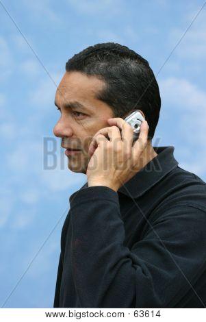 Casual Phone Call - Sky