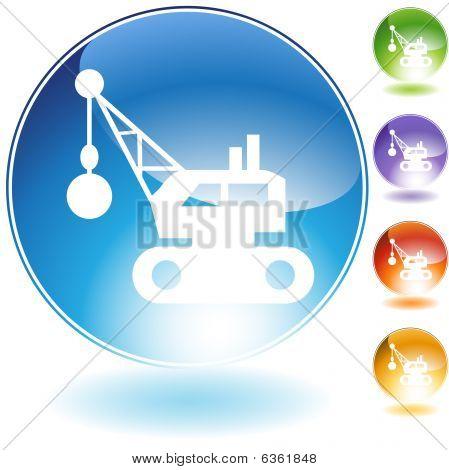 Wrecking Ball Crystal Icon
