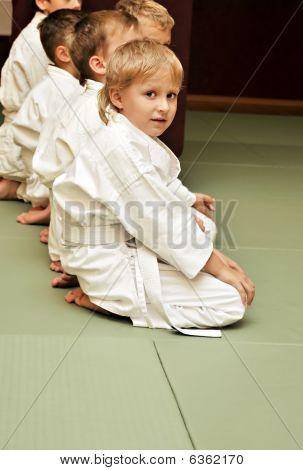 Aikido Boys