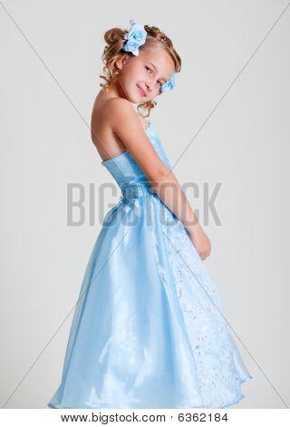 Beautiful Naive Girl