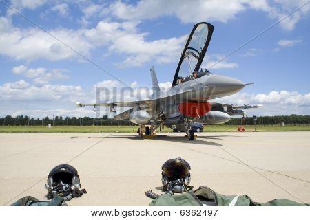 Jetfighter F-16