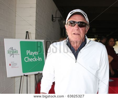 LOS ANGELES - APR 14:  James Caan at the Jack Wagner Anuual Golf Tournament benefitting LLS at Lakeside Golf Course on April 14, 2014 in Burbank, CA