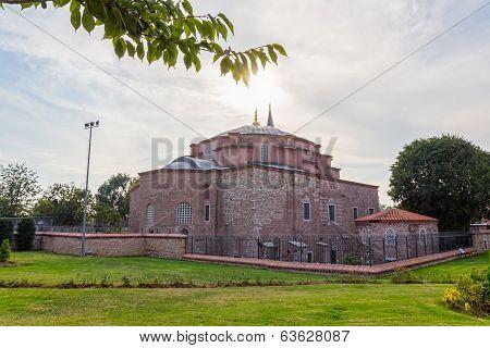 Little Hagia Sophia, Istanbul