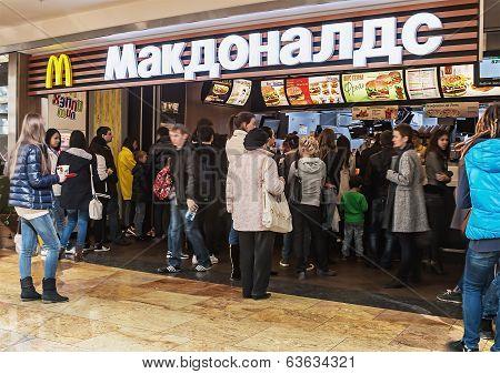 Fast-food Restaurant