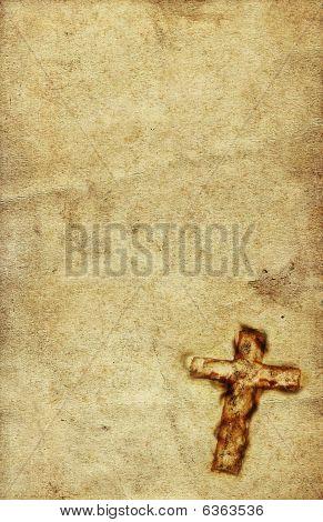 Vintage Heilig Kreuz