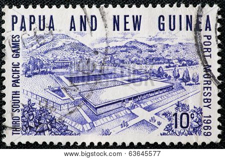 Papua New Guinea Postage Stamp