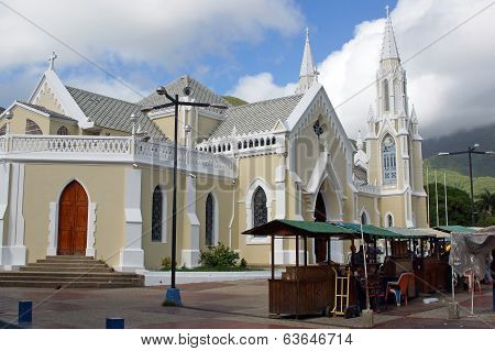 Pilgrimage Church Santuario De La Virgen, Isla Margarita