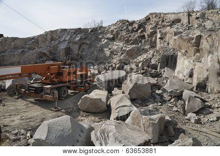 Stone Pit - Quarry