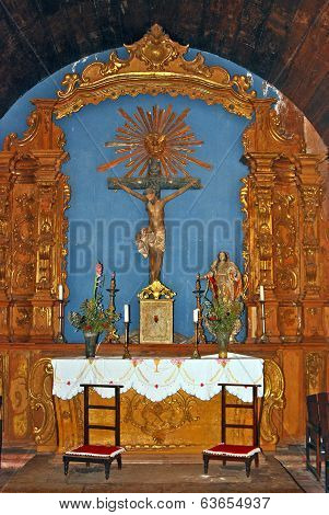 The oldest church of Brazil