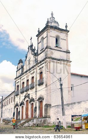 he oldest church of Brazil