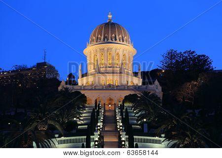 Bahai Temple, Haifa