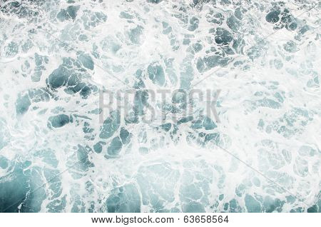 surface of water
