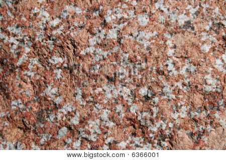 Pink Granite Detail