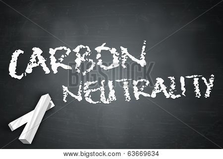 Blackboard Carbon Neutrality