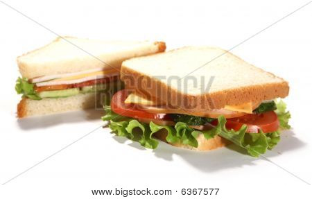 Club Sadwiches
