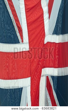 Union Flag Close