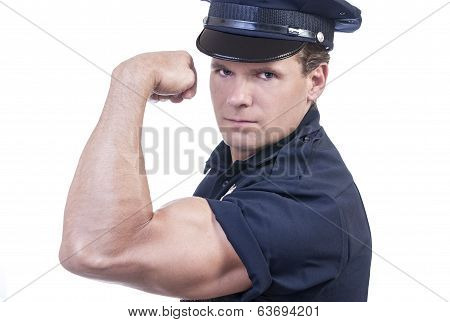 Strong Arm Of The Law