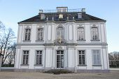 picture of bonnes  - Jagdschloss Falkenlust in Bruhl near Bonn North Rhine Westphalia Germany - JPG