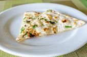 stock photo of flat-bread  - Naan - JPG