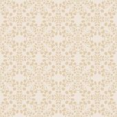 stock photo of neutral  - neutral floral background - JPG