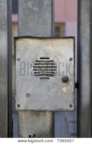 Intercom Isolated