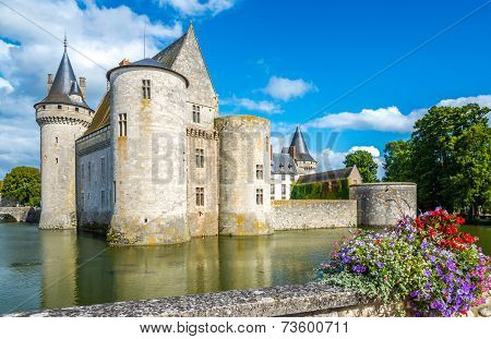Chateau Of Sully Sur Loire