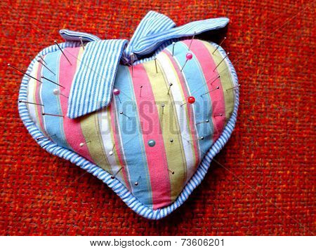 cloth heart