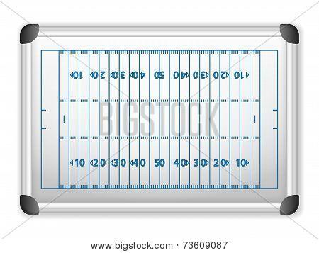 Whiteboard Football
