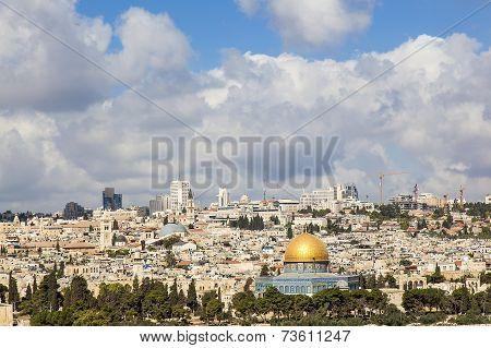 Al-aqsa Panorama