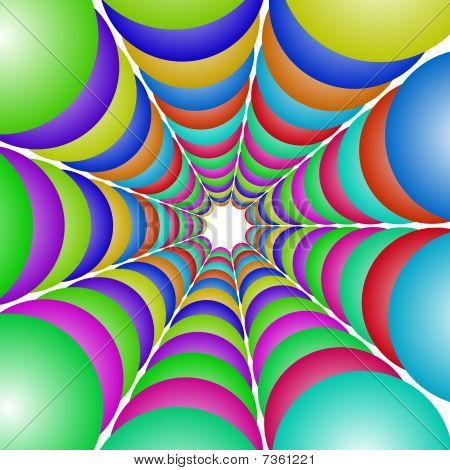 radiating pattern