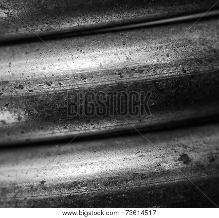 Coiled Metal Springs
